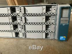 Cisco UCS C210 M2 Server Dual Xeon E5620 2.4GHZ/48GB + Cards + Caddies