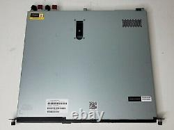 HPE ProLiant DL20 Gen9 Xeon E3-1270 v5 3.60GHz 8GB RAM No HDDs