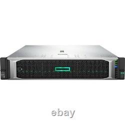 HPE ProLiant DL380 G10 2U Rack Server 1 x Intel Xeon Silver 4208 2.10 GHz 32