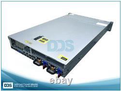 HPE ProLiant DL380e G8 14 LFF (2)E5-2440 6-Core 2.40Ghz 16GB Mem (2)750W PSU
