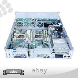 HPE ProLiant DL80 Gen9 G9 12LFF 2x 8 CORE E5-2640v3 2.6GHz 32G RAM NO HDD