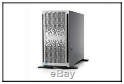 HPE ProLiant ML350e Gen8 Intel Xeon E5-2407 2.2Ghz, 48GB MEM, Tower Server
