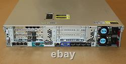 HPE Proliant DL380 G8 SFF 2x Xeon E5-2630v2 6-Core 2.6GHz 32Gb Server Gen8 HP