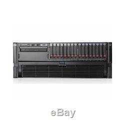 HP 451993-001 ProLiant DL580 G5 4U Rack Server 4x X7350 2.93GHz 8GB