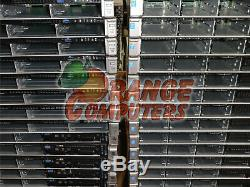 HP DL360 G9 12-Core Server 2x E5-2620 v3 2.4GHz 96GB-16 2x 300GB 6x 600GB H240ar