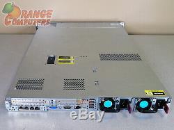 HP DL360p G8 12-Core Server 2x E5-2620 2.0GHz 256GB 8x 146GB 15K SAS 2GB RPS