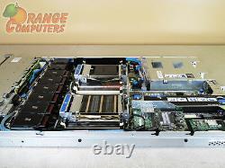 HP DL360p G8 16-Core Server 2x E5-2660 2.2GHz 64GB 8x 600GB SAS 2GB RPS