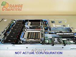 HP DL360p G8 8-Core Server 2x E5-2609 2.4GHz 192GB-8 2x 6TB 4 Bay LFF RPS