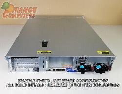 HP DL380 G9 16-Core Server 2x E5-2640 v3 2.6GHz 128GB-16 12x 2TB SAS P840 Rails