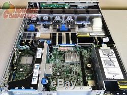 HP DL380p G8 12-Core Server 2x E5-2640 2.5GHz 48GB-8 6x 900GB, 2x 480GB SSD RPS