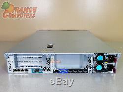 HP DL380p G8 16-Core Server 2x E5-2660 2.2GHz 64GB 2x 146GB 15K SAS SFF RPS
