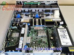 HP DL380p G8 8-Core Server 2x E5-2609 2.4GHz 32GB 8x 146GB 15K SAS SFF RPS