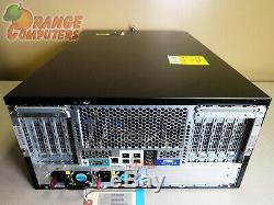 HP ML350p G8 Tower 16-Core Server 2x E5-2670 2.6GHz 32GB-16 2GB RPS