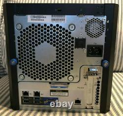HP MicroServer Gen8 Xeon E3-1220L V2 2.30GHz, 16GB RAM