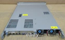 HP PROLIANT DL360 G7 2x Intel Xeon Quad Core E5620@2.4GHz 1U 6x 2.5 Bay Server