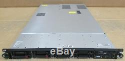 HP PROLIANT DL360 G7 Intel Xeon Quad Core E5620@2.4GHz 24GB Ram 4 Bay Server
