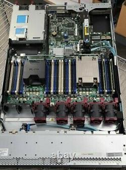 HP PROLIANT DL360 GEN9 8SFF Xeon E5-2603 V3 1.6Ghz 16GB 8X300GB 755258-B21 SAS
