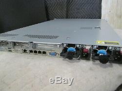 HP PROLIANT DL360 GEN 9 2x E5-2620 v3 2.40Ghz 16GB 300GB x4 1U Server