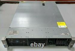 HP PROLIANT DL380 G9 8SFF 1xE5-2620 V3 2.4GHz 64GB RAM NO HDD