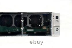 HP PROLIANT DL380 Gen9 G9 4LFF 1x 12 CORE E5-2678v3 2.5GHz 8GB P440ar NO HDD