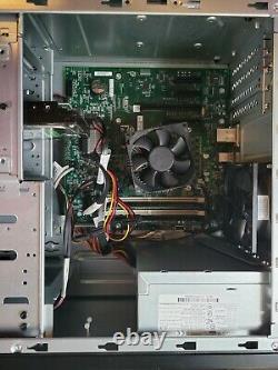 HP PROLIANT ML10 G9 SERVER E3-1225 V5 3.3GHZ 4GB 1TB Drive Gen 9 E3-1225