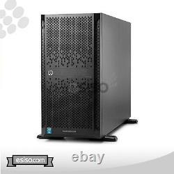 HP PROLIANT ML350 G9 Gen9 SFF 2x 12CORE E5-2678v3 2.5GHz 128GB RAM P440ar NO HDD