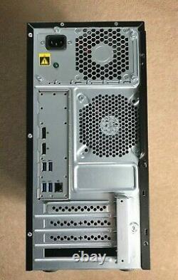 HP PROLIANT Server ML10 GEN9 PENTIUM G4400 3.3GHz 4GB DDR4 4 TB HDD 128GB SSD