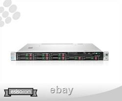 HP ProLiant DL160 Gen8 SFF 2x Xeon 8 Core E5-2670 2.6GHz 48GB RAM NO HDD