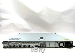 HP ProLiant DL20 G9 Gen9 4 SFF Quad Core Xeon E3-1220v5 3GHz 16GB DDR4 P440 2G