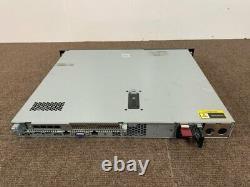 HP ProLiant DL20 Gen9 1x E3-1220 v5 4Core 3.00GHz 16GB 2.6TB HDD B140i / P440