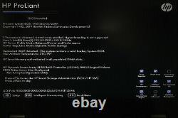 HP ProLiant DL320e G8 Gen8 v2 E3-1220v3 3.1GHz, 12GB RAM, B120i, 2x1TB, 10Gb LAN