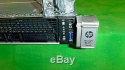HP ProLiant DL360G9 Server 2X E5-2620v3 12 Cores 2.4GHz 32GB H240ar Rails #8