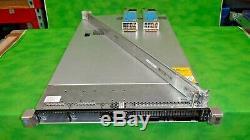HP ProLiant DL360G9 Server Dual Xeon E5-2620v3 12 Cores 2.4GHz 32GB Rails #6