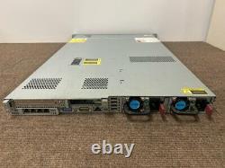 HP ProLiant DL360P Gen8 2x E5-2670 8Core 2.60GHz 32GB 2x 146GB 15K P420i 512MB