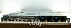 HP ProLiant DL360 G6 4 Bay Server Xeon Quad Core E5504 @ 2.00GHz / 2x 146GB