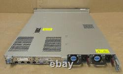 HP ProLiant DL360 G7 2x E5620 2.4GHz 96GB Ram 1168GB HDD 512MB FBWC 1U Server