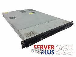 HP ProLiant DL360 G7 4-Bay server, 2x 2.66 GHz 6-Core, 32GB RAM, 2x 146GB 15K