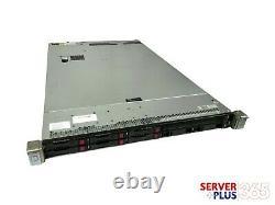 HP ProLiant DL360 G9, 2x 2.3GHz E5-2670v3 12-Core, 128GB RAM 4x HP 480GB SSD