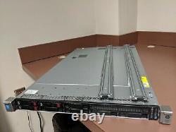 HP ProLiant DL360 G9 E5-2660 v3 2.6GHz 10 core, 64GB RAM, 2x900GB SAS, 200GB SSD