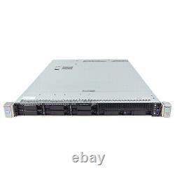 HP ProLiant DL360 G9 Server 2x E5-2680v3 2.50Ghz 24-Core 128GB P440ar