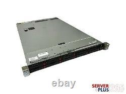 HP ProLiant DL360 Gen9 G9, 2x 2.3GHz E5-2650v3 10-Core, 128GB RAM
