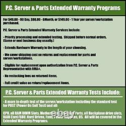 HP ProLiant DL360 Gen9 G9 8B SFF 2x 12-Core E5-2680 v3 2.5GHz 128GB RAM NO HDD