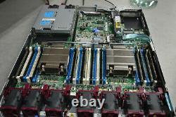 HP ProLiant DL360 Gen9 G9 Server 2x Xeon E5-2640 v3 2.6GHz 8Core 64GB P440Ar