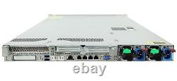 HP ProLiant DL360 Gen9 Server 2×E5-2620v3 Xeon 6-Core 2.4GHz 64GB RAM 4×4TB LFF
