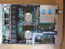 HP ProLiant DL360e GEN8 G8 2 x Six-Core XEON E5-2430 2.2GHz 24GB 1U Rack Server