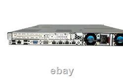 HP ProLiant DL360e Gen8 1U 1x Xeon E5-2403 1.8GHz 32GB DDR3 RAM 4 HDD Bay Server