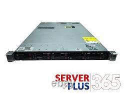 HP ProLiant DL360p G8 Gen8, 2x 2.7GHz E5-2697v2 12-Core, 384GB RAM