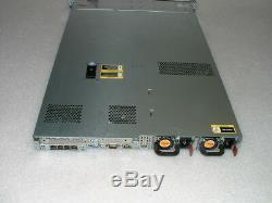 HP ProLiant DL360p G8 Server / 2x E5-2640 2.5GHz = 12 Cores / 64GB RAM / 2x PSU
