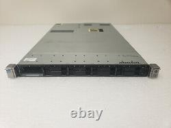 HP ProLiant DL360p G8 Server / 2x E5-2670 2.6GHz = 16 Cores / 64GB RAM / 2x PSU