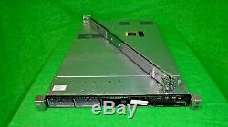HP ProLiant DL360p G8 Server Dual Xeon E5-2640 12 Cores 2.5GHz 128GB Rails 4#